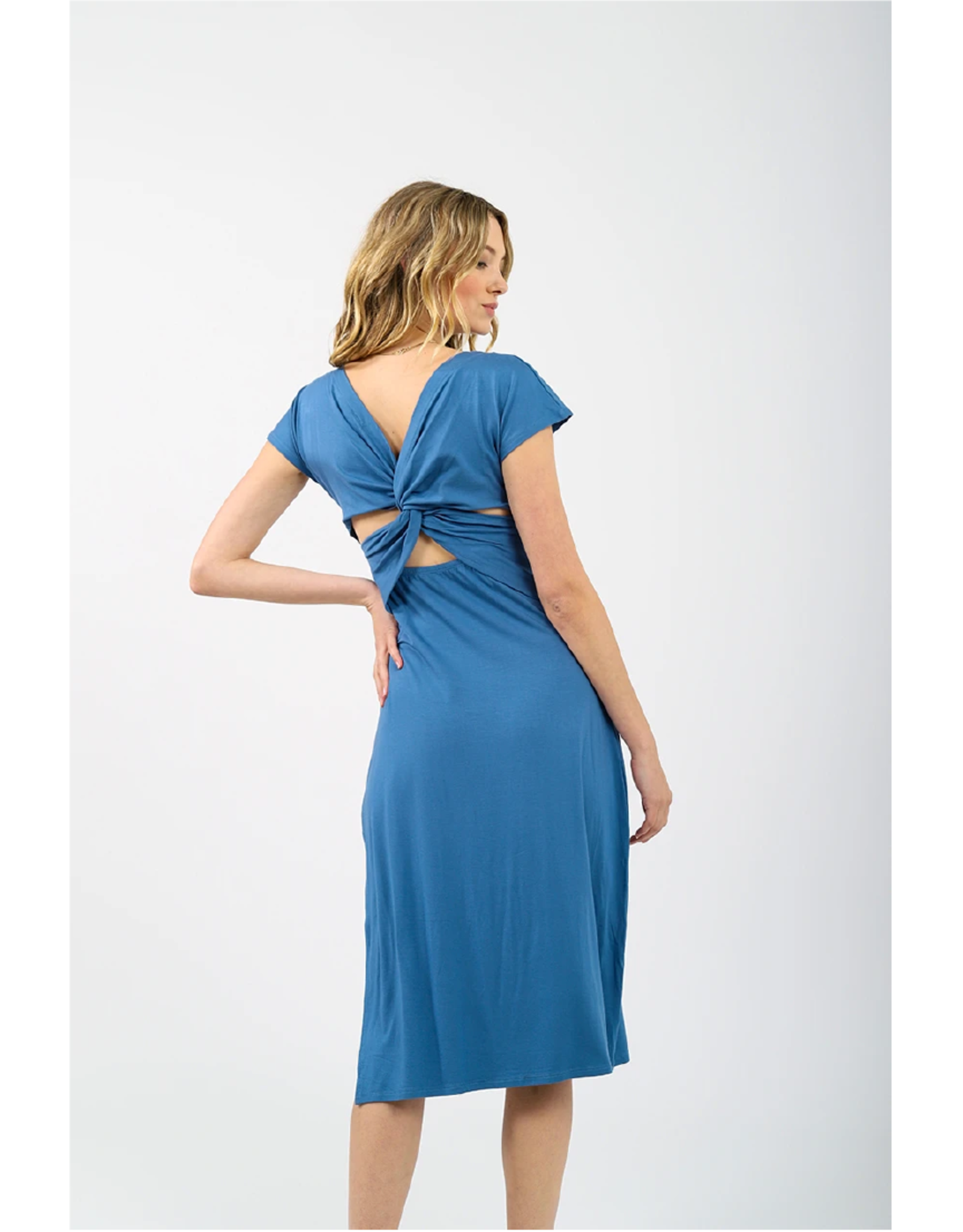 Koy Laguna Twist Back Dress