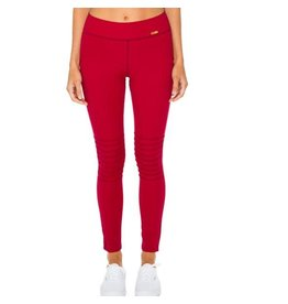 Luli Fama Azucar Pintucked Knee Legging