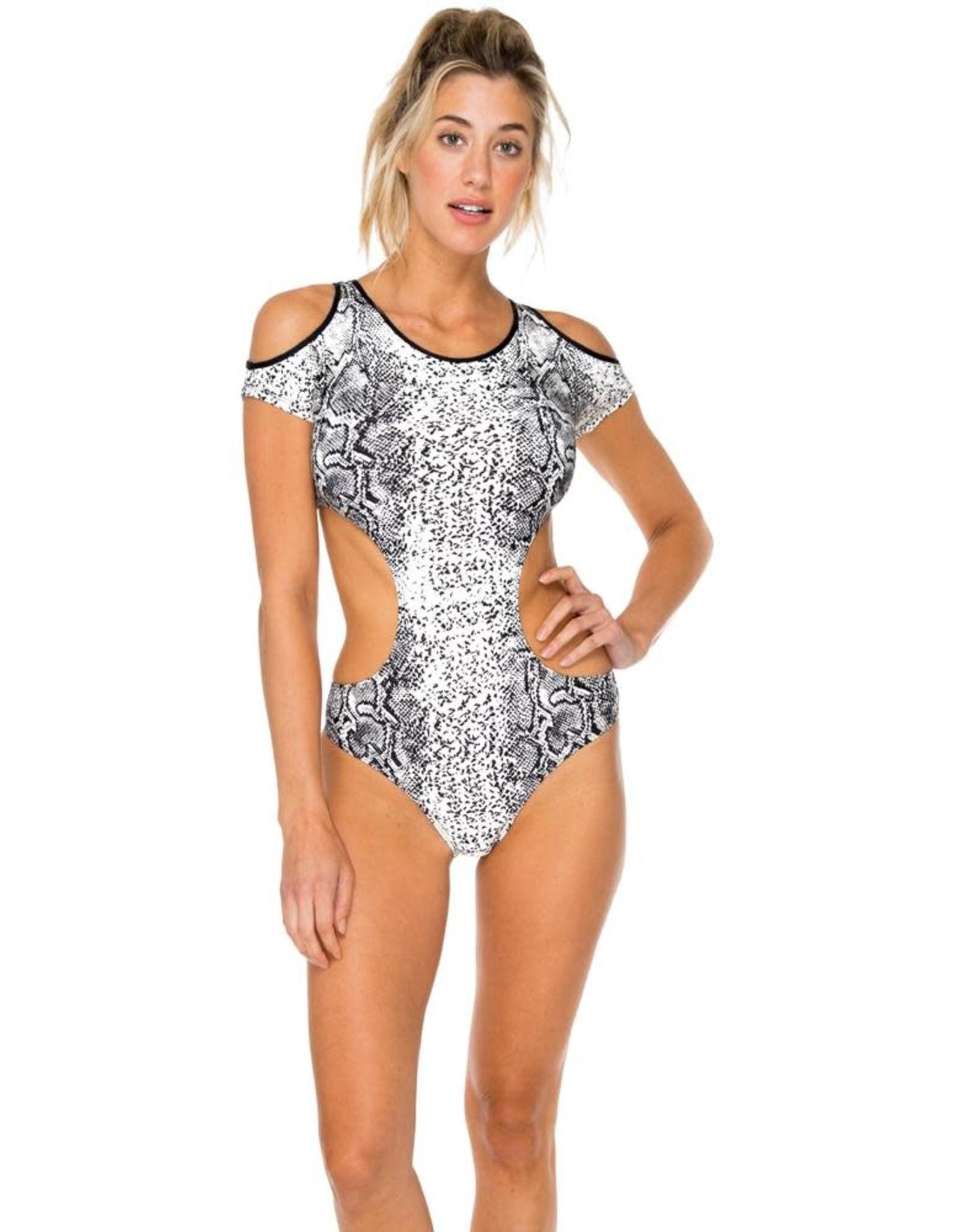 Luli Fama Bombo Shortsleeve Body Suit