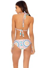 Luli Fama Caribbean Kiss Drawstring Full Bottom