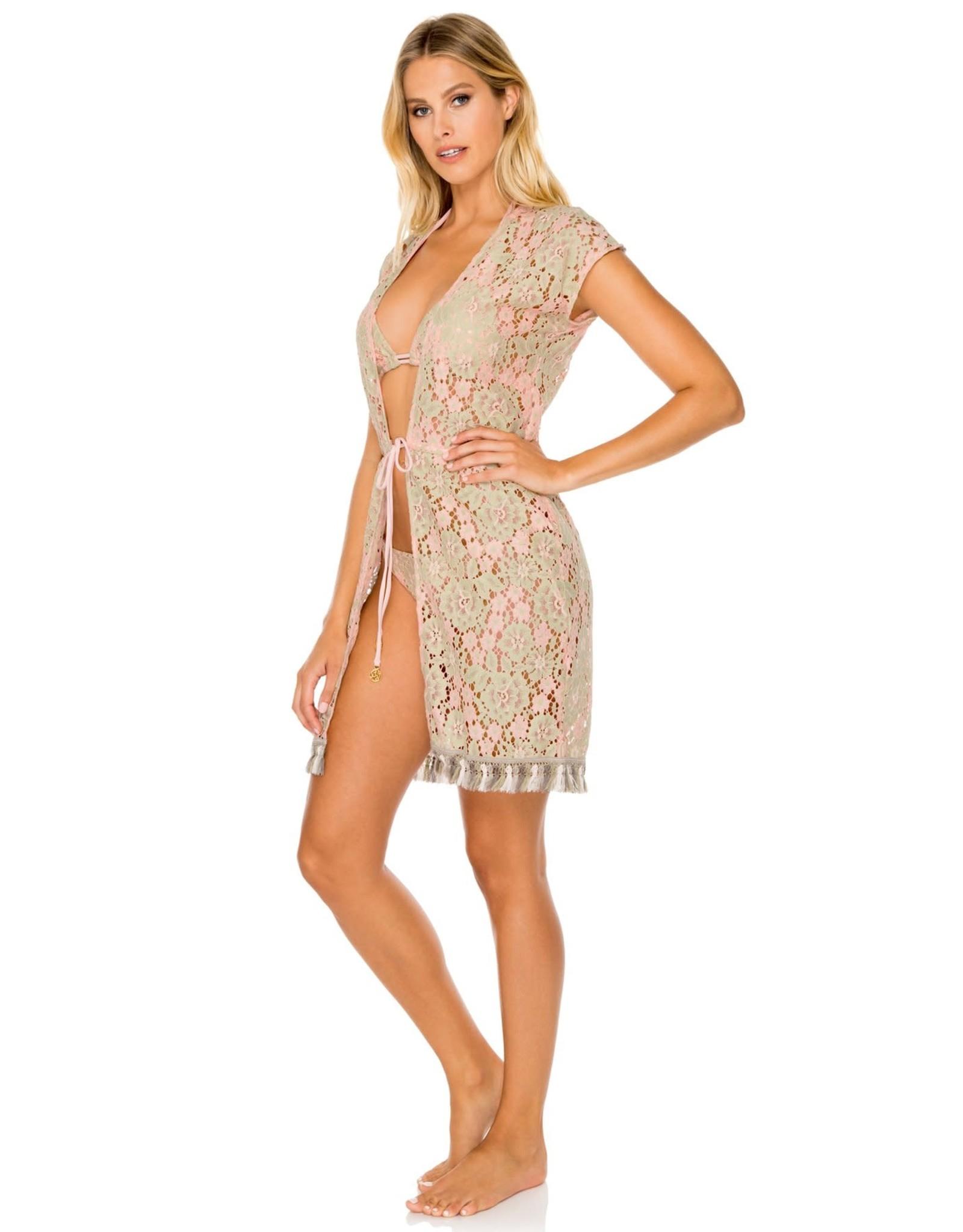 Luli Fama Gitana Vest Dress