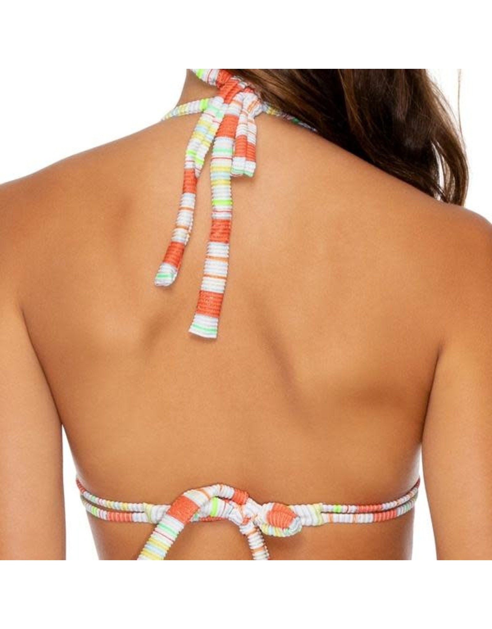 Luli Fama Play Time Triangle Halter