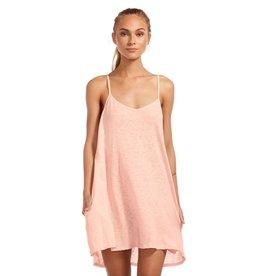 Vitamin A Paloma Knit Mini Dress EcoCotton