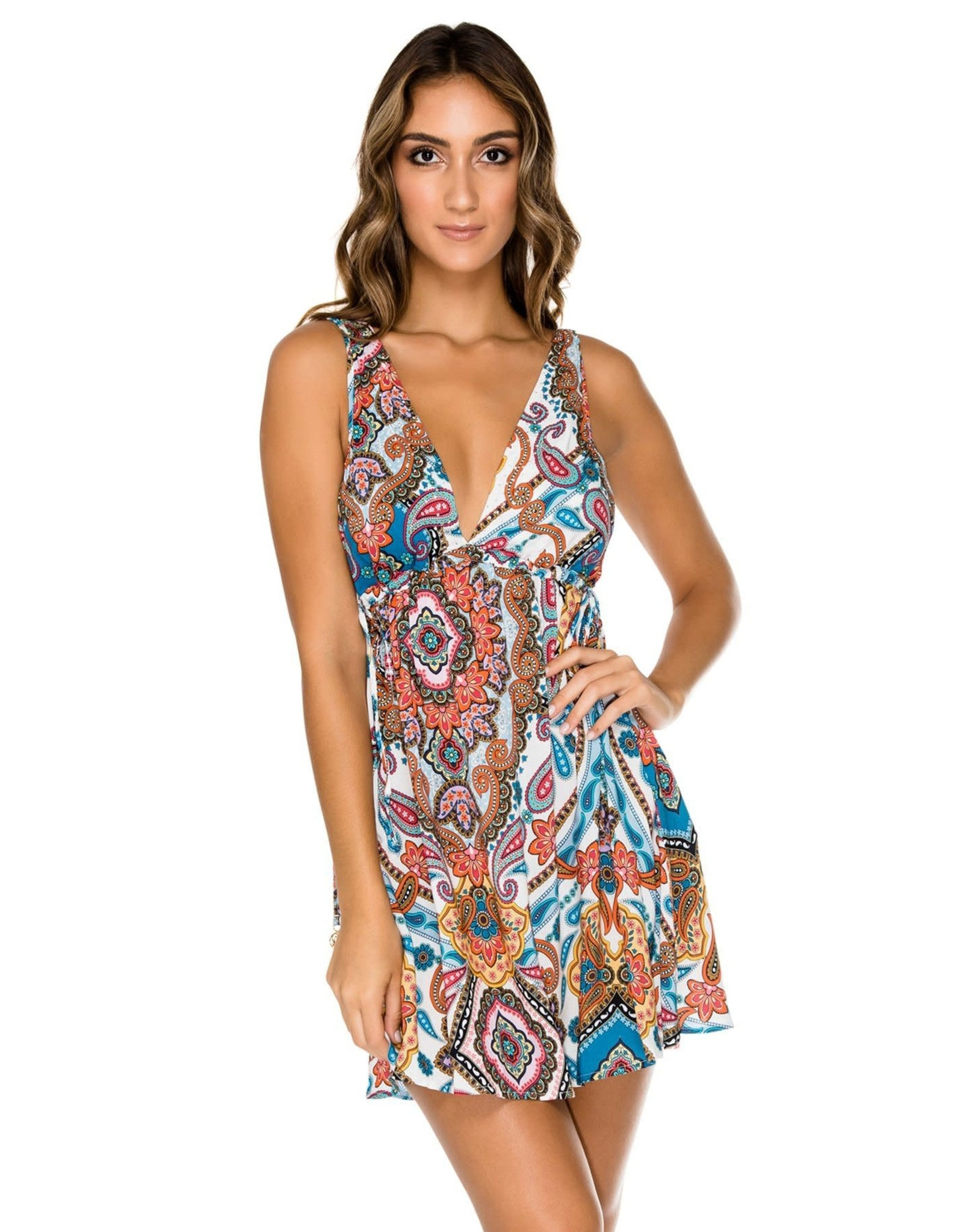 Luli Fama La Maestranza Short Dress