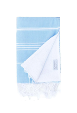 Turkish-T Basic Child's Terry Lined Towel