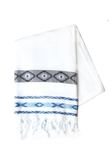 Turkish-T Super Luxe Aztec Towel