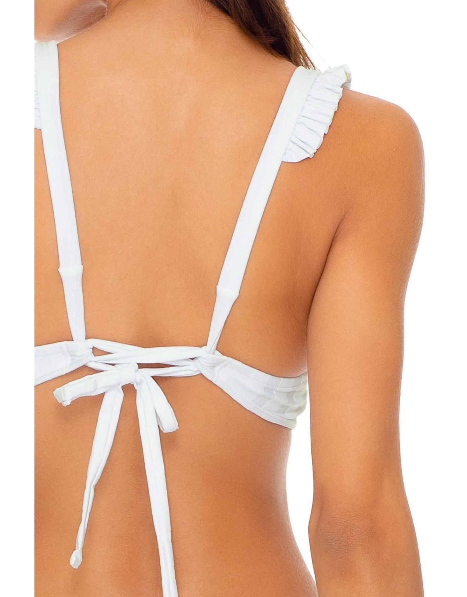 Luli Fama Bachelorette Cross Back Halter