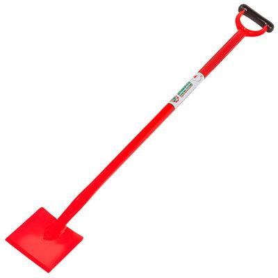 """Strainrite Red Fencing Spade 56"""""""