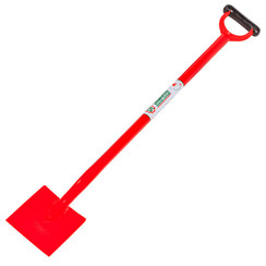 "Red Fencing Spade 47"""