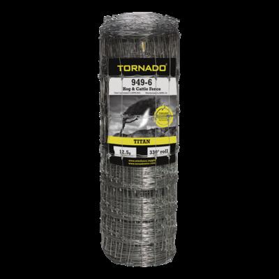 Tornado Wire 949 TITAN FIXED KNOT HI TENSILE FENCE