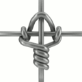 Tornado Wire 1348 TITAN FIXED KNOT HI TENSILE FENCE