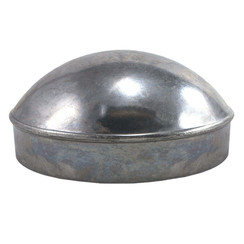 ALUMINUM DOME POST CAP