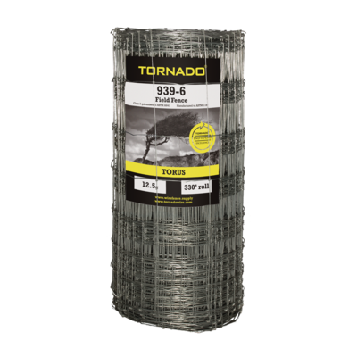 Tornado Wire 939 TORUS SQUARE KNOT HI TENSILE FENCE