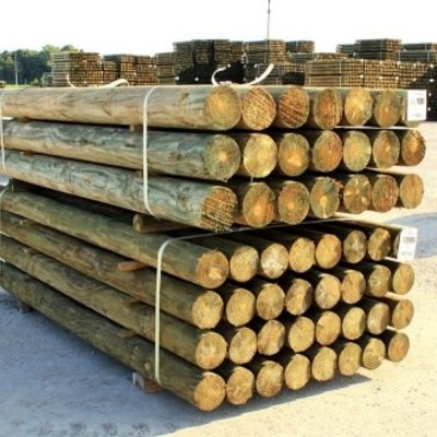 American Timber & Steel CCA TREATED POST