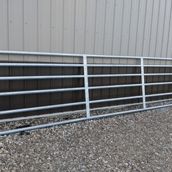 "HEAVY DUTY 16 GA 2"" TUBULAR PANEL GATE"