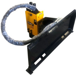 Montana T-REX 350E Skid Steer Center Mount