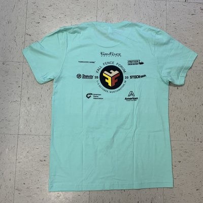 Farm Fence Solutions 2020 Fall Fence Forum T-shirt