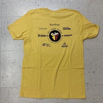 "Farm Fence Solutions 2020 Fall Fence Forum ""SHOOTOUT""  T-Shirt"