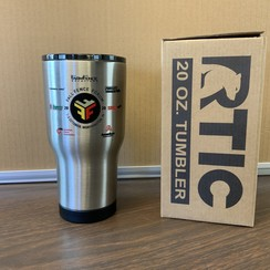 2020 Fall Fence Forum RTIC Tumbler 20oz.