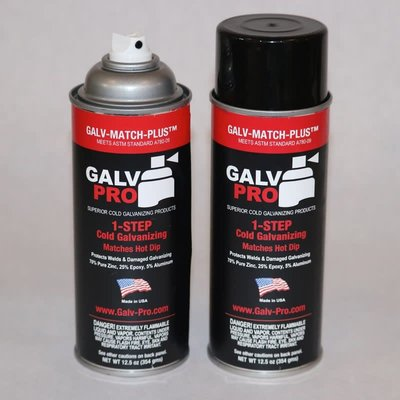Farm Fence Solutions Galvanizing Spray Paint (Hot-Dip Color Match)