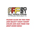 Farm Fence Solutions 2021 FFF Registration (Single day) **Click to select T-Shirt options**