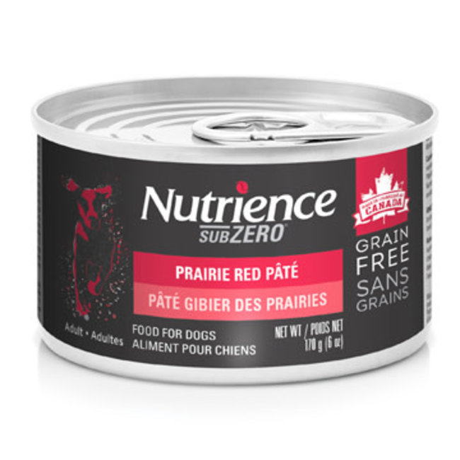 Nutrience 6oz Prairie Red Pate