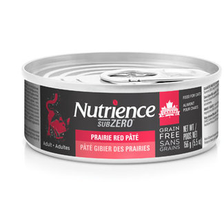 Nutrience 5.5oz  Cat Prairie Red