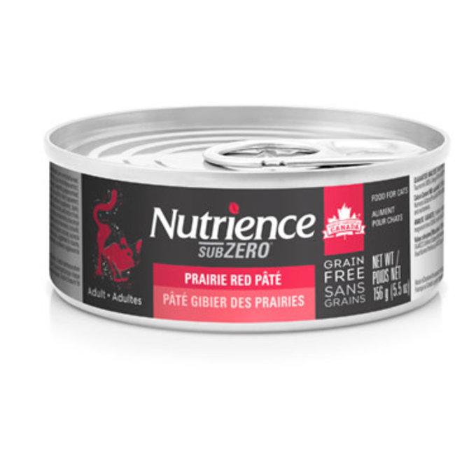 Nutrience 5.5oz  Cat Prairie Red