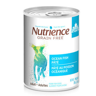 Nutrience 13oz Ocean Fish