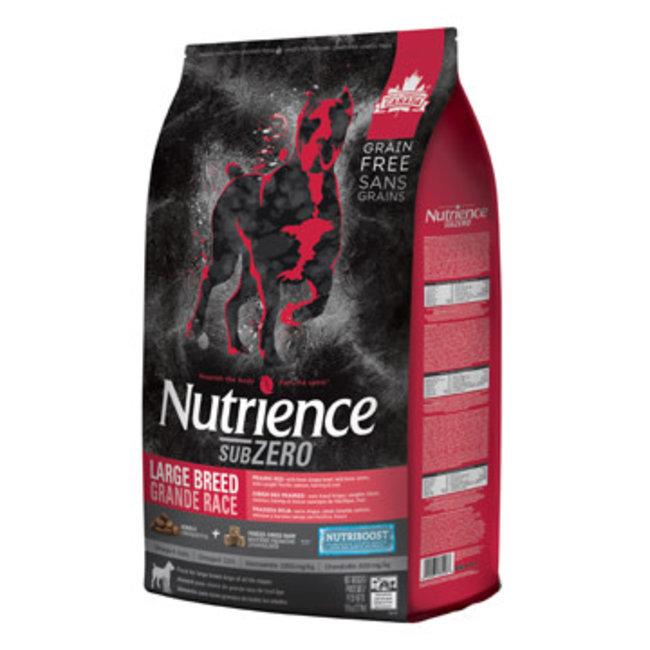 Nutrience 22lbs Large Breed Prairie Red