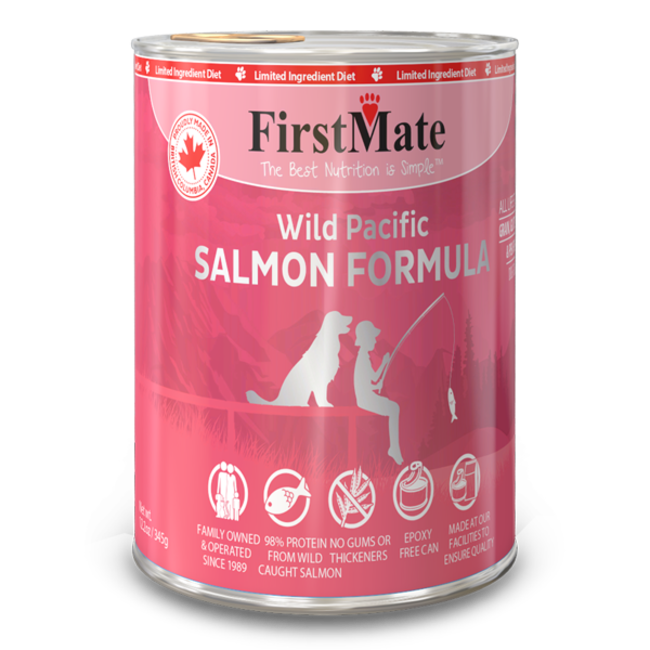 FirstMate 12.2oz Salmon