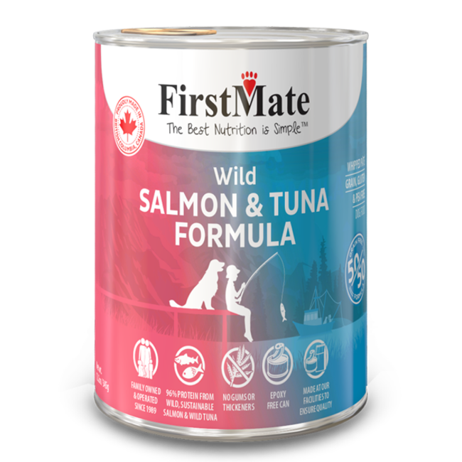 FirstMate 12.2oz Salmon & Tuna