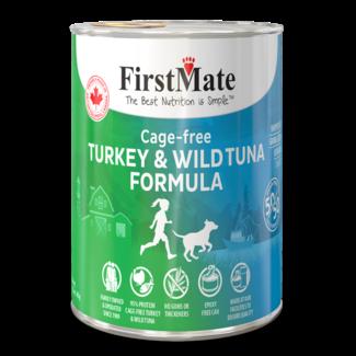 FirstMate 12.2oz Turkey & Tuna
