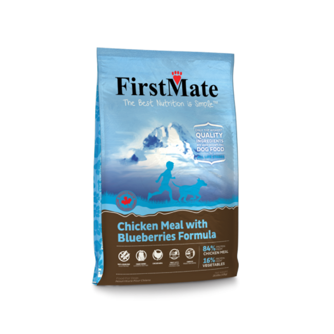 FirstMate Chicken with Blueberry Formula