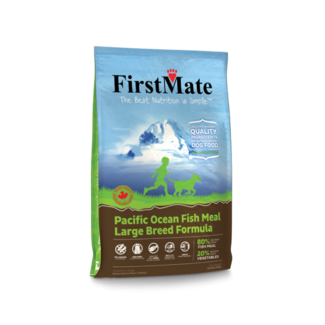 FirstMate Large Breed Fish Formula 28.6lbs