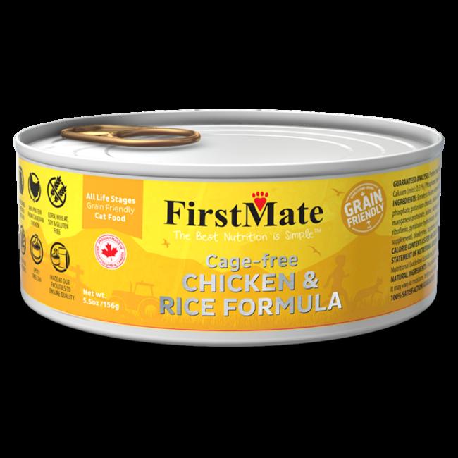 FirstMate 5.5oz Chicken & Rice