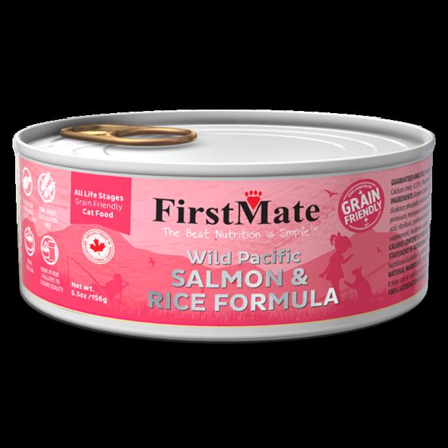 FirstMate 5.5oz Salmon & Rice