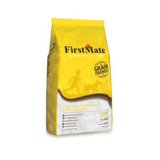 FirstMate Chicken & Oats