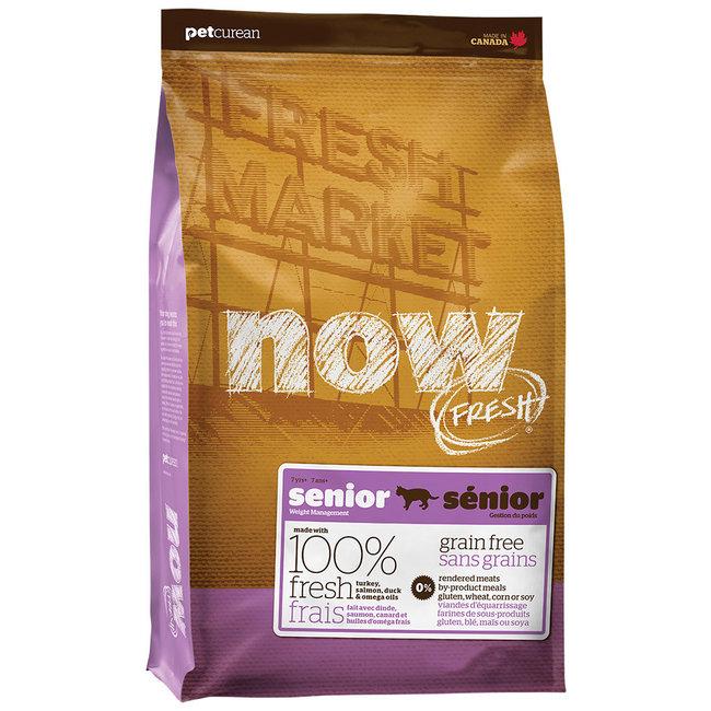 Now Fresh Senior Weight Management
