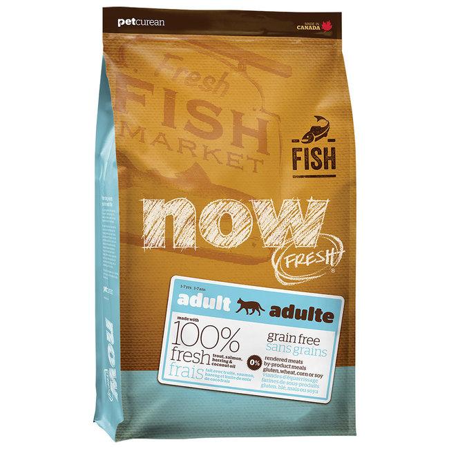 Now Fresh Adult Fish