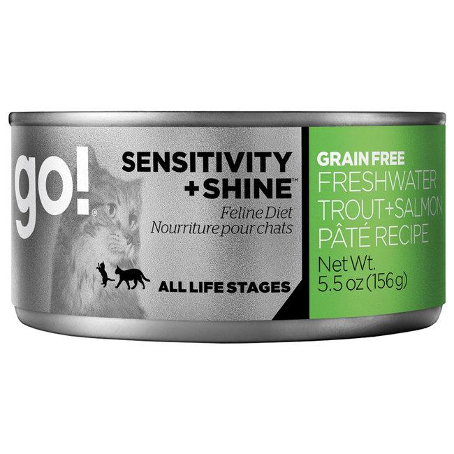GO!Solutions 5.5oz Trout & Salmon Pâté