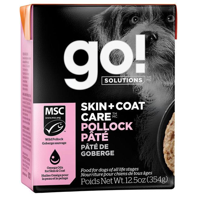 GO!Solutions 12.5oz Pollock Pate