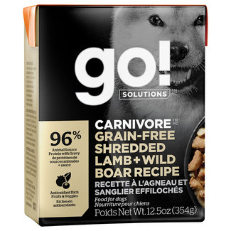 GO!Solutions 12.5oz Lamb & Boar