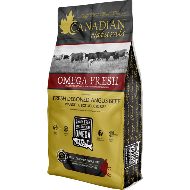 Canadian Naturals Omega Fresh Angus Beef Recipe