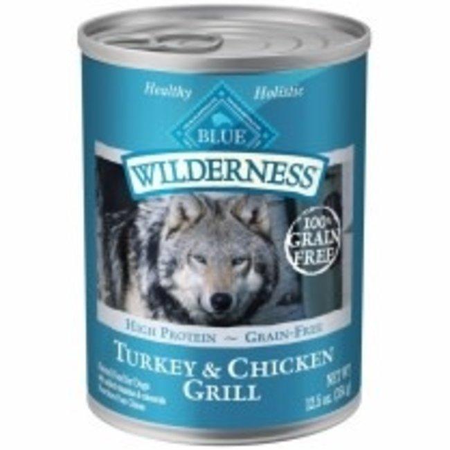 Blue Buffalo 12.5oz Grilled Turkey & Chicken