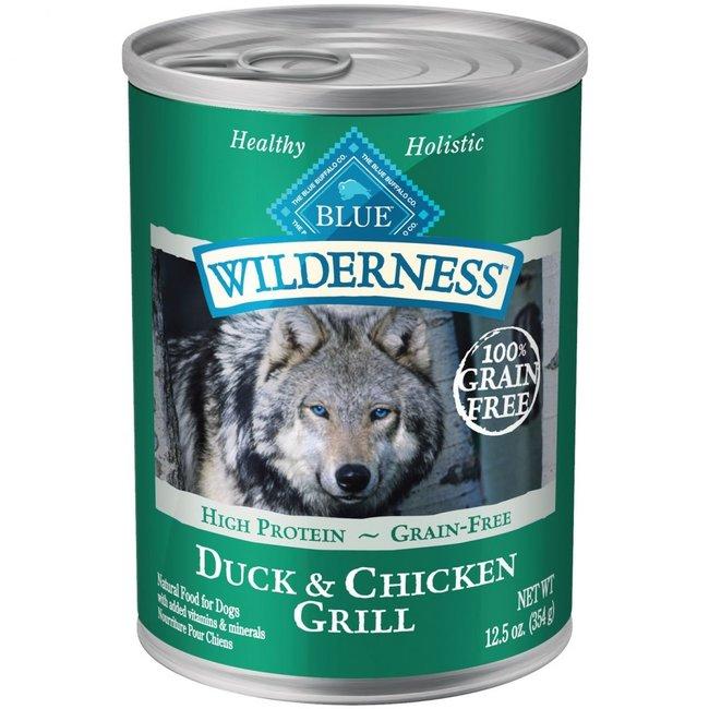 Blue Buffalo 12.5oz Chicken & Duck Wilderness