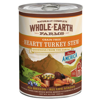 Whole Earth Farms 12.7oz Heart Turkey Stew