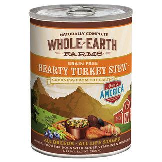 Whole Earth Farms 12.7oz Hearty Turkey Stew