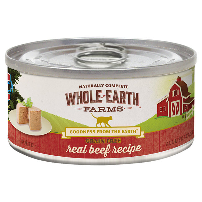 Whole Earth Farms 5oz real beef