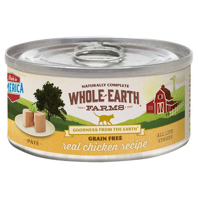Whole Earth Farms 5oz Real Chicken Recipe